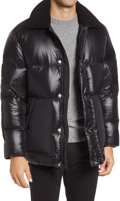 Theory Leon Down Puffer Jacket