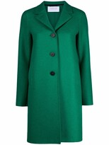 Thumbnail for your product : Harris Wharf London Single-Breasted Boxy Coat