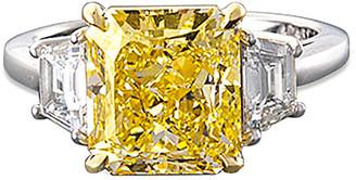 Diana M Fine Jewelry Platinum 4.88 Ct. Tw. Diamond Ring