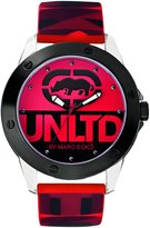 Ecko Unlimited Men's THE TRAN Silicone Watch E09520G5