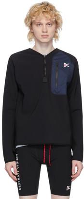 District Vision Black Rocco Insulation Mid-Layer Sweatshirt