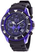 Ice Watch Ice-Watch - 000681 - ICE chrono electrik - Black Purple - Extra large - Chrono