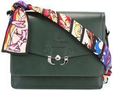 Paula Cademartori Twiggy shoulder bag - women - Calf Leather - One Size