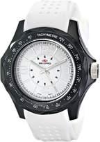 Seapro Men's SP4112 Dynamic Analog Display Quartz Watch