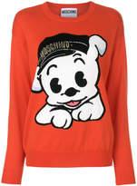 Moschino dog sweatshirt