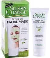 Sudden Change Green Tea Facial Mask, 3.4 Ounce