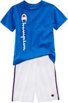Champion Heritage 2-Pc. Logo-Print T-Shirt & Shorts Set, Toddler Boys