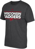 adidas Men's Wisconsin Badgers Dassler Tee