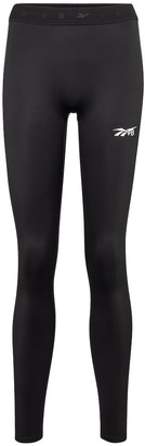 Reebok x Victoria Beckham High-rise technical-jersey leggings