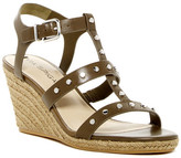 Via Spiga Indya Studded Wedge Sandal