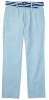 Polo Ralph Lauren Belted Stretch Cotton Chino (8-14 Years)