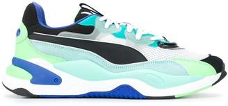 Puma Colour-Block Sneakers