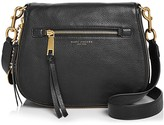 Marc Jacobs Recruit Nomad Leather Saddle Bag