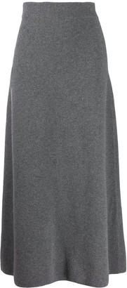 Le Kasha Melrose cashmere midi dress