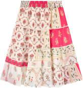 Derhy Kids Long printed skirt