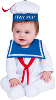 Rubie's Costume Co Ghostbusters Stay Puft Bodysuit Dress-Up Outfit - Infant