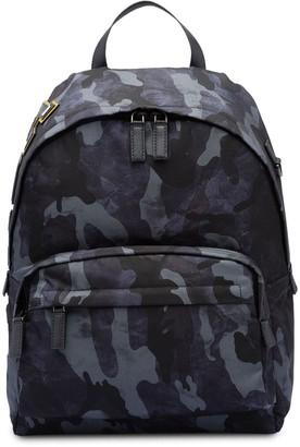 Prada Camouflage Print Backpack