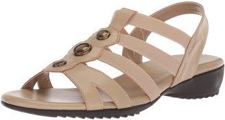 Easy Street Shoes Women's NYLEE Flat Sandal