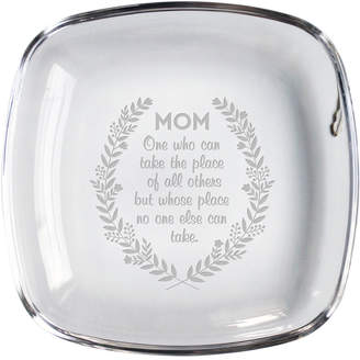 Susquehanna Glass Ode To Mom 7In Plate