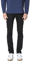 Naked & Famous Denim Skinny Guy Jeans in Raw Stretch Denim