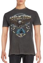 Affliction Eagle Graphic Sports Tee