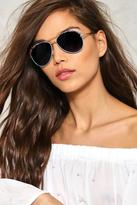 Nasty Gal nastygal Branch Out Aviator Shades