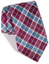 Nordstrom Men's 'Grand Plaid' Silk Tie