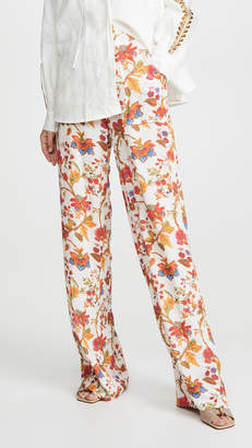 Bohemia Alix of Silk Floral Charlie Pants