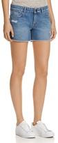 DL1961 Renee Denim Cutoff Shorts in Rocket