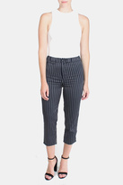 Honey Punch Pinstripe Trousers