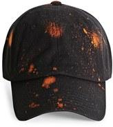 Forever 21 FOREVER 21+ HatBeast Bleach Splatter Cap