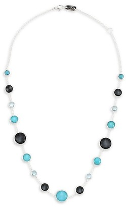 Ippolita Lollipop Short Lollitini Sterling Silver & Multi-Stone Necklace