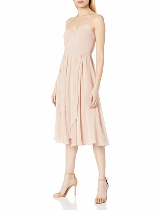 Jenny Yoo Women's Emmie Short Convertible Dress