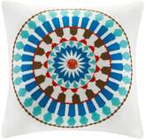 Echo Beacon's Paisley Square Pillow, 16 by 16-Inch