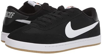 Nike SB FC Standard (Black/White/Gum Light Brown) Men's Skate Shoes