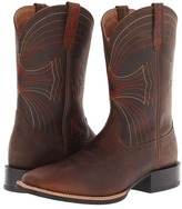 Ariat Sport Wide Square Toe Cowboy Boots