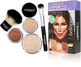 Bellapierre all over face highlight & contour kit fair, 1 Count