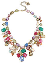 Betsey Johnson Sweet Shop Multi Color Statement Necklace