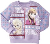 Disney Frozen Graphic Tee (Toddler) - Lilac-2T