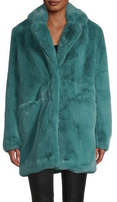 Apparis Sophie 2 Faux Fur Coat
