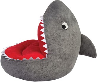 Trend Lab Children's Plush Shark Character Chair