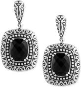 Effy Balissima by Onyx (6-4/5 ct. t.w.) Drop Earrings in Sterling Silver