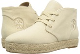 Tory Burch Rios Lace-Up Espadrille Bootie Women's Boots