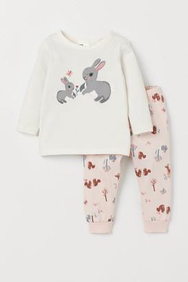 H&M Cotton pyjamas
