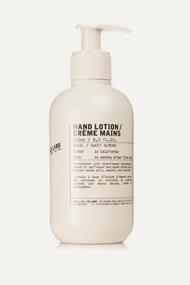 Le Labo Basil Hand Lotion, 250ml - Colorless