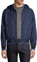 Christian Dior Men's Hooded Bomber Jacket