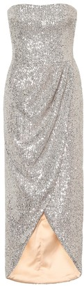 Rasario Sequined gown