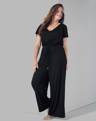Soma Intimates Double-Lined Jumpsuit