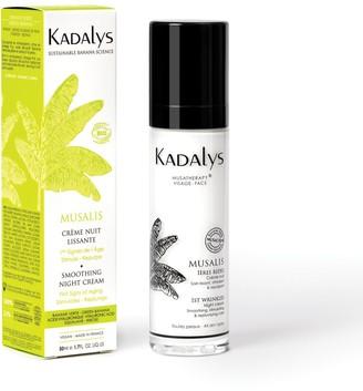 Kadalys Musalis Smoothing Night Cream Organic