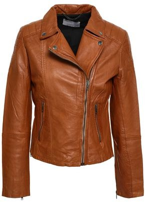 Muu Baa Muubaa Indus Leather Biker Jacket